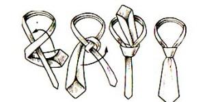 схема как завяз галстук (3)