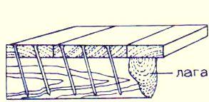 ремонт деревянного пола1