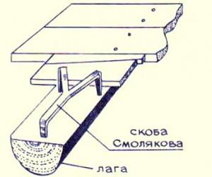 ремонт деревянного пола4