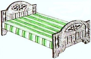 сделат кровать3