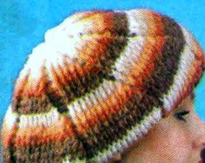 2 шапка и берет для женщин