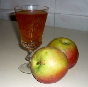 яблочное вино