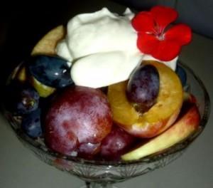 6 салат фруктовен
