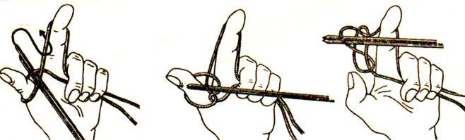 как вязать спицами 2