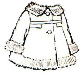 выкройка пальто для девочки 1