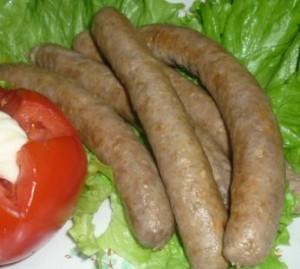 готовим ливер колбаски (1)