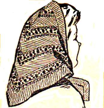 как вязать платок косынку спицами шестьсот советов