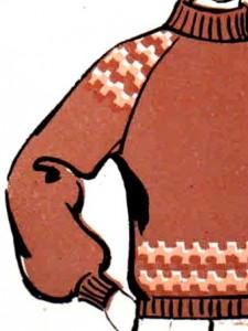 мужской свитер реглан2