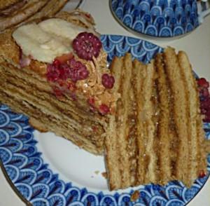 медовик торт (5)