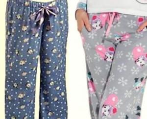 пижамные штанцы