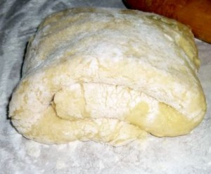 слоеное дрожжевое тесто 1
