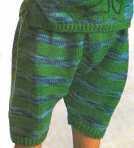 детские штанишки штан
