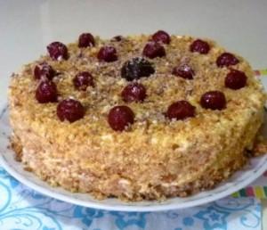 торт пьяная вишня (1)