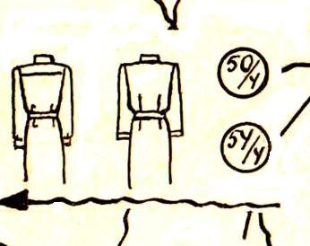 Как построить выкройку брюк больших размеров фото 361