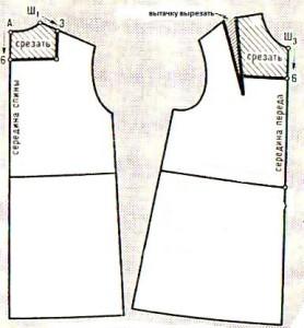 как сшить джинсовый сарафан  (1)