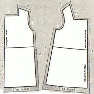 как сшить джинсовый сарафан  (3)
