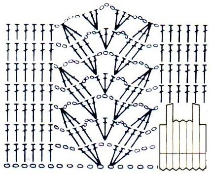 полосы крючком 2