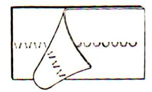 раскрой ткани по выкр силки