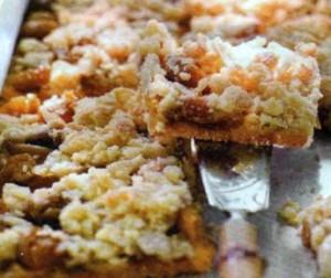 что пригот из слив пирог