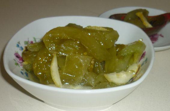 варенье из зеленых помидоров1