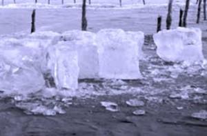 как сохранить лед