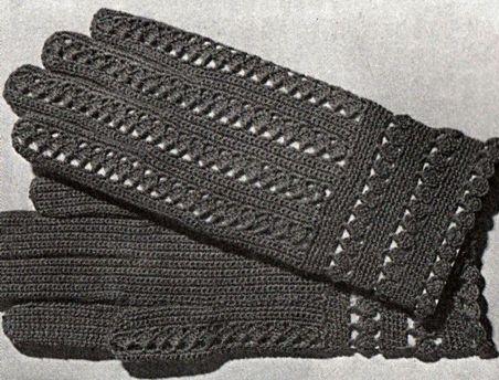перчатки крюч вертик перв