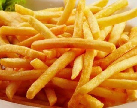 нарезать картофе4