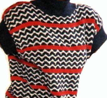 пуловер в пер мален
