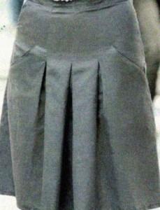 Copy of юбка со складками