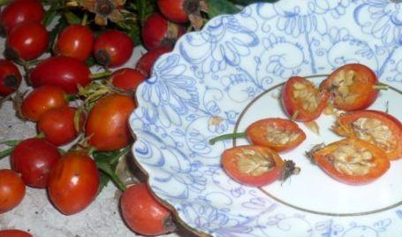 ягоды шиповн семена