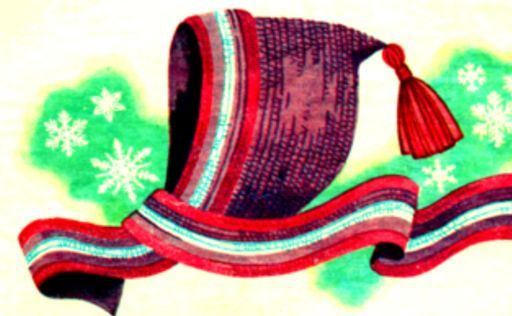 4 шапка-шарф-крючком