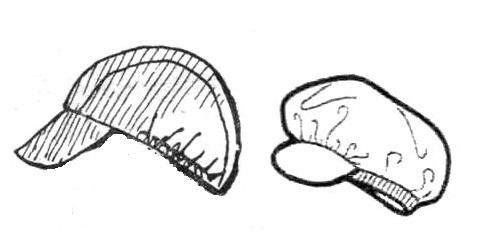 1 кепка